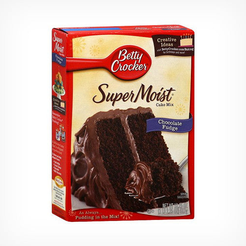 Cake Mix - Chocolate Fudge 432g