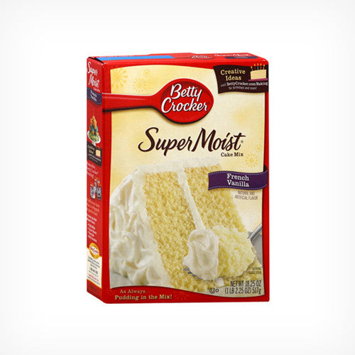 Cake Mix - French Vanilla 432g