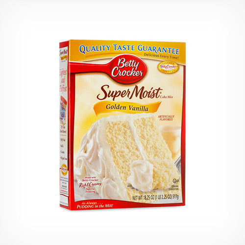 Cake Mix - Golden 432g
