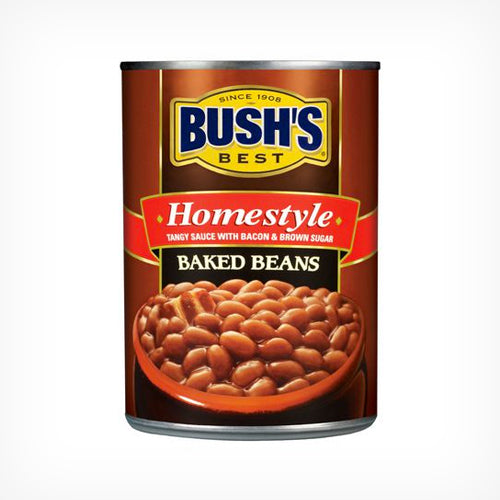 Bush's Homestyle Baked Beans 398ml