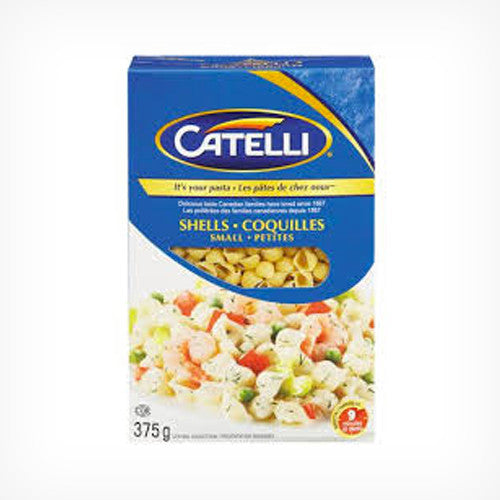 Catelli Pasta - Small Shells 375g