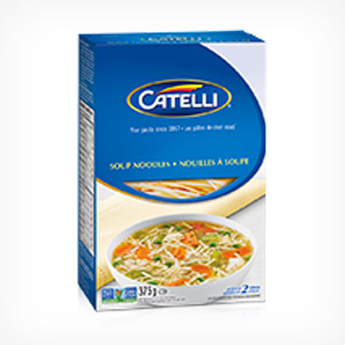 Catelli Pasta - Soup Noodles 375g