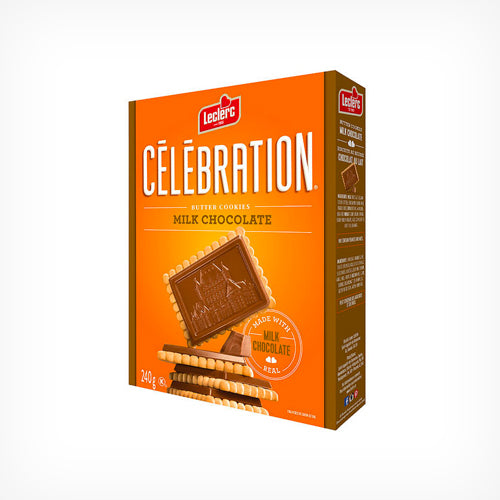 Celebration Milk Chocolate Butter Cookie  240 g
