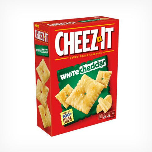 Cheez-It White Cheddar Crackers 12.4 oz