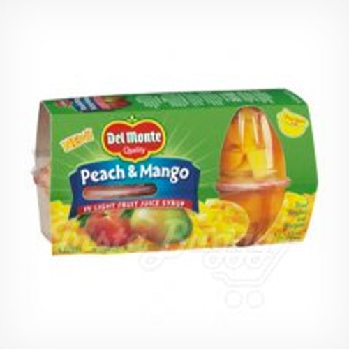 Del Monte Peach & Mango, 450ml