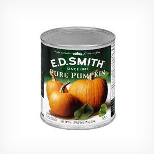 E.D. Smith Pure Pumpkin 796 ml