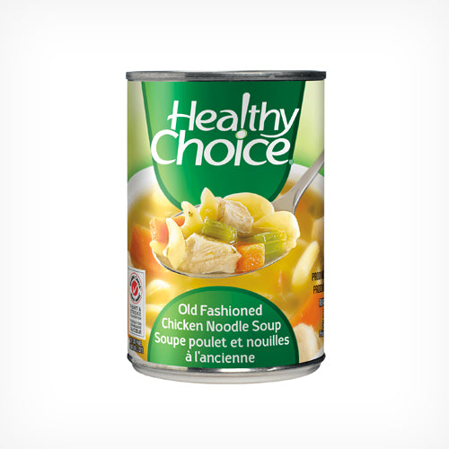 Healthy Choice - Old Fashioned Chicken Noodle Soup  398 ml
