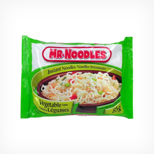 Instant Noodles, Vegetable Flavour 85g