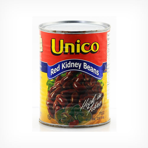 Kidney Beans, Unico 540ml