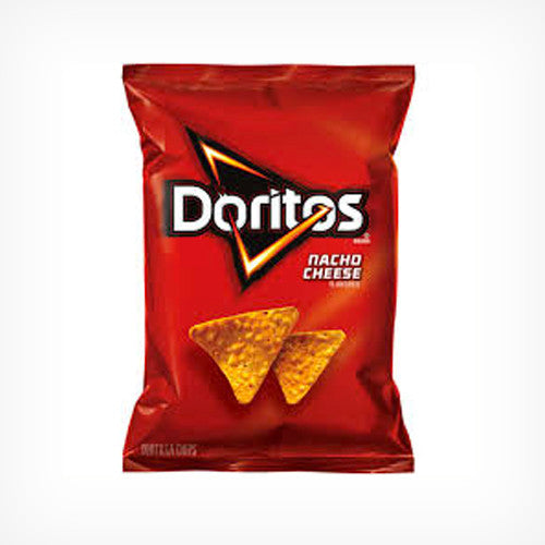 Nacho Cheese Doritos - 255 g