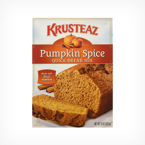 Pumpkin Spice Quick Bread Mix  (4)