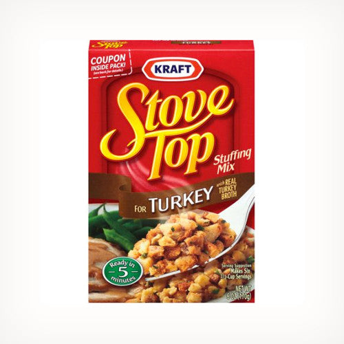 Stove Top Stuffing Mix for Turkey 120 g