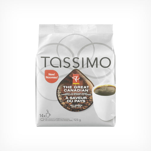 Tassimo The Great Canadian - 14