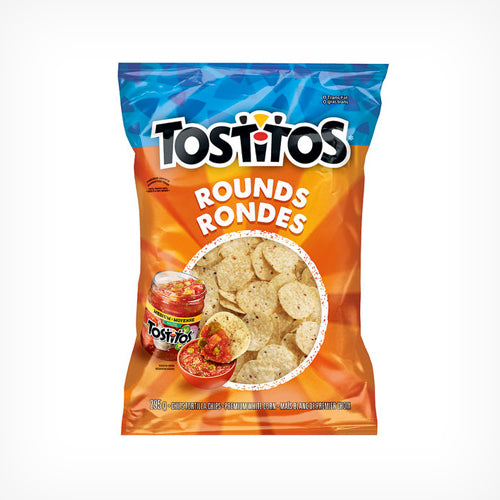 Tortilla Chips, Rounds - 295g