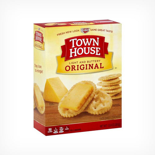 Town House Original Crackers 391 g
