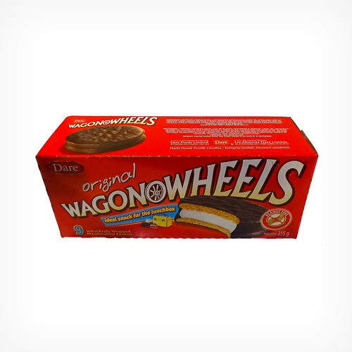 Wagon Wheels, Original, 315g