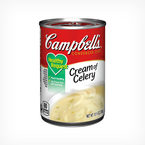 Campbell's Cream of Celery Soup - 284ml