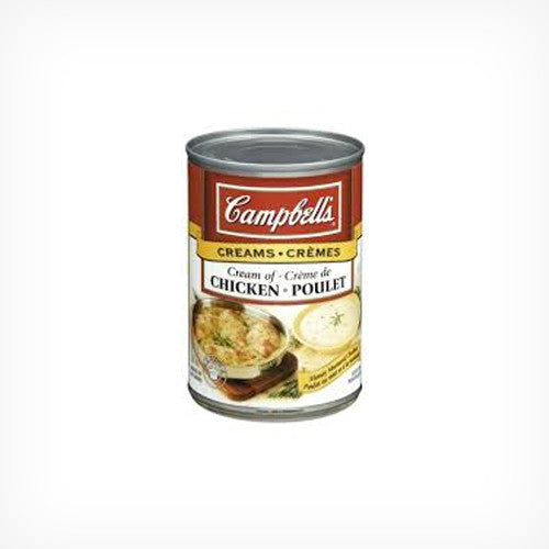 Campbell's Cream of Chicken Soup 284ml