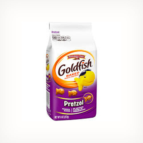 Pepperidge Farm Goldfish Baked Snack Crackers Pretzel 227g