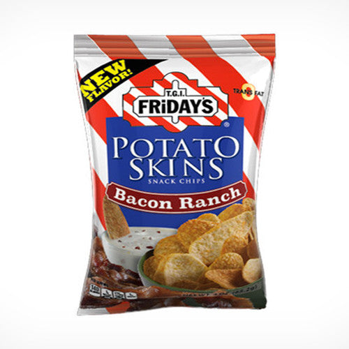 T.G.I. Friday's Potato Skins Bacon Ranch 511g