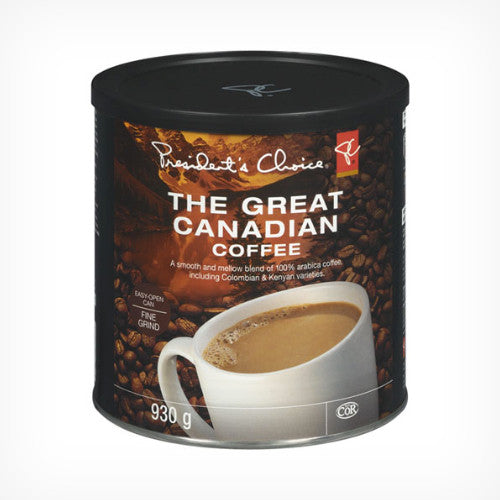 The Great Canadian Coffee 930g