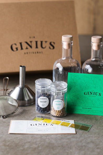 Ginius GinKit - Ensemble complet