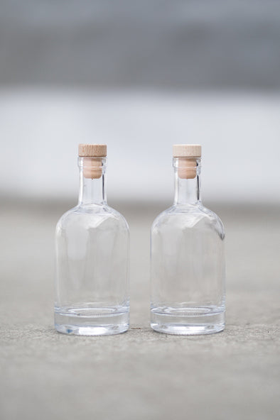 2 x Bouteilles GIN - 375 ml