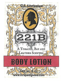 CSA-102L- 221B Aloe Body Lotion -NEW!
