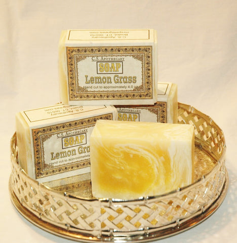 CSA - Lemon Grass Soap