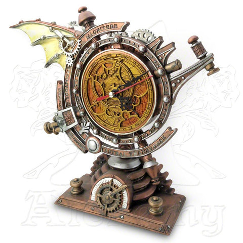 A-V15-The Stormgrave Chronometer Clock - Out of Stock till February