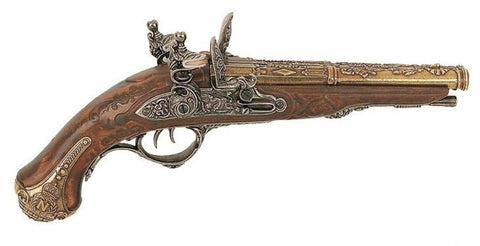 FD-1026 -19th Century Double-Barrel Pistol of Napoleon