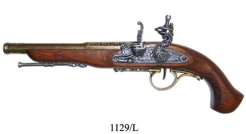 FD-1129L - Flintlock, 18th. C. (left-handed)