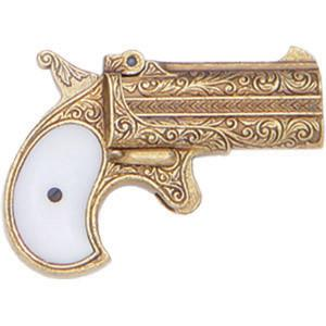 FD1262L-1866 Derringer-Double-Barreled