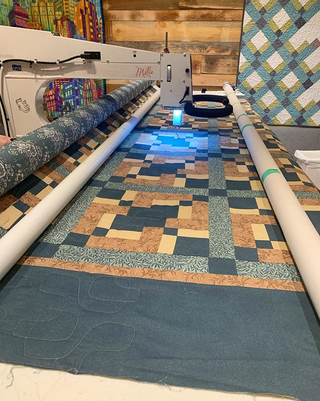 Today at Sparrow Quilt Co.
