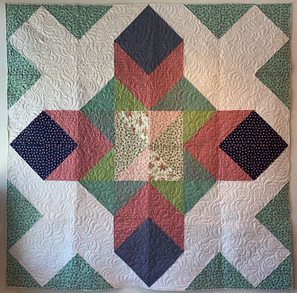 Courtyard Quilt Pattern