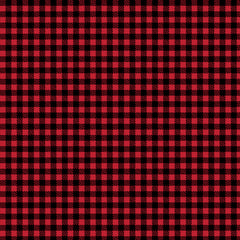 MOOSE TRAIL LODGE PLAID - RED
