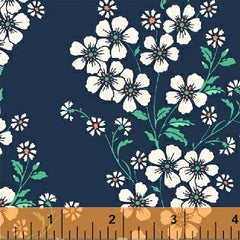 Sweet Floral - by Another Point of View - Bouquet Navy