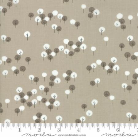 Woodland Secrets Flax - View Tan - Moda