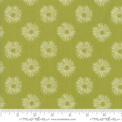 Woodland Secrets Sprig - Dandelion Light Green - Moda