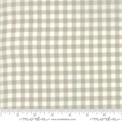 Woodland Secrets Flax - Plaid Tan - Moda