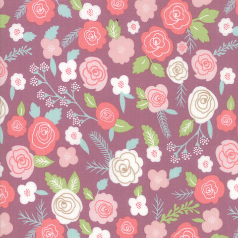 Lollipop Garden By Lella Boutique For Moda - Orchid