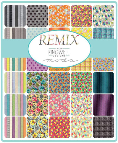 Remix Layer Cake by Jen Kingwell for Moda