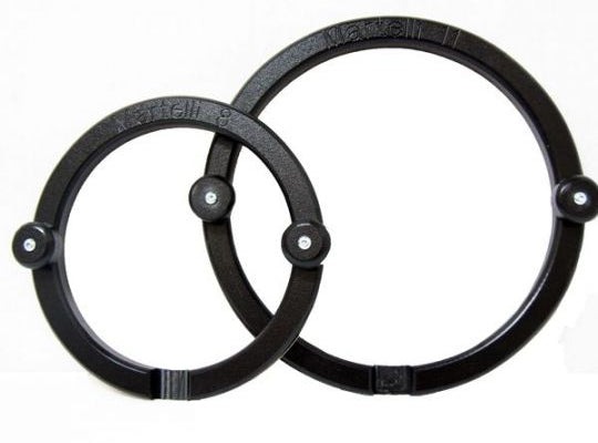 "8"" & 11"" Free Motion Quilting Hoop Set"