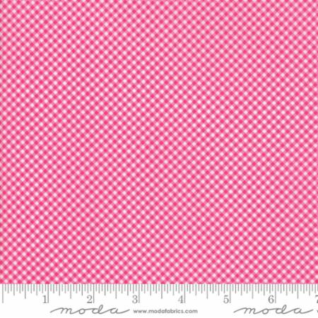 Guest Room Raspberry Gingham for Moda Fabrics