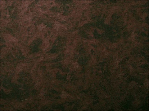 Choice Fabrics Wide Back 108 inch - Illusions - Subtle Paisley - Brown Marble