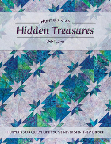 Hunter's Star Hidden Treasures - By Deb Tucker's Studio 180 Design