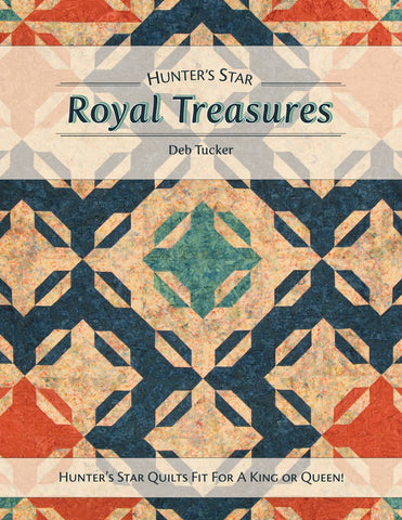Hunter's Star Royal Treasures - By Deb Tucker's Studio 180 Design