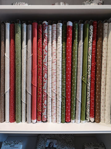 Merriment by Gingiber by Moda Fat Quarter Bundle