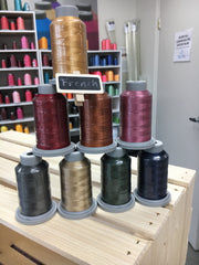 French Glide Thread Collection - Sparrow Quilt Co.