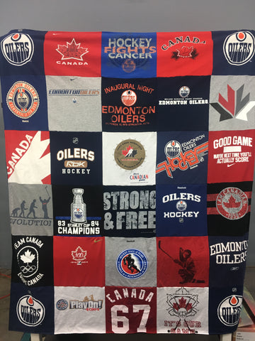 5 Day T-Shirt Quilt Challenge (Apr 13 - 17, 2020)